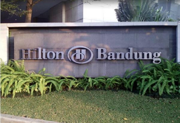 Fasilitas Mewah dan Luar Biasa di Hotel Hilton Bandung