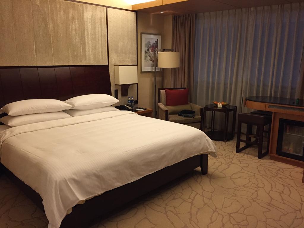 Kerry Hotel Pudong, Hotel Bintang 5 yang Mewah di Shanghai